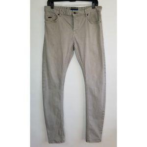 Scotch & Soda Pike Skinny Slim Tapered Jeans Pants